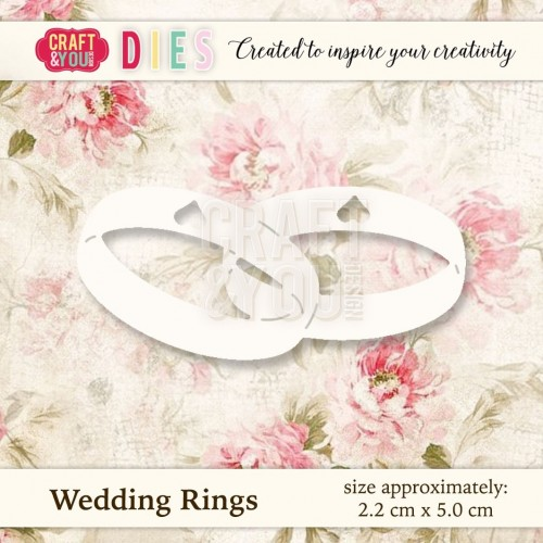 Cortante Wedding Rings