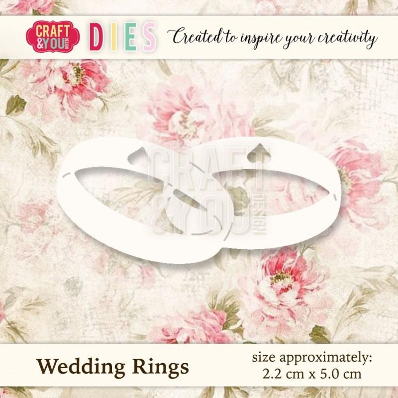 Cortante Wedding Rings