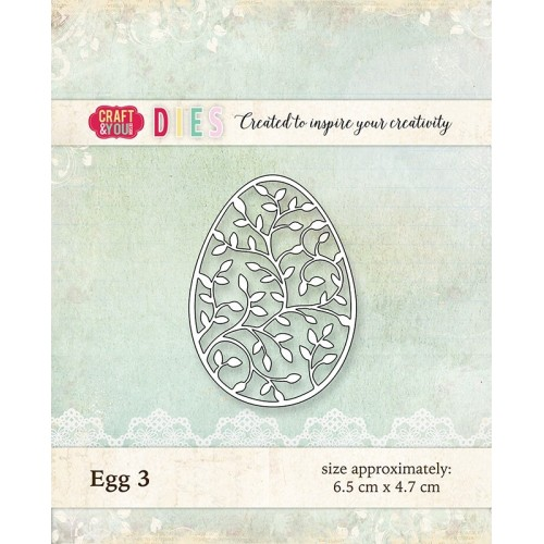 Cortante Egg 3