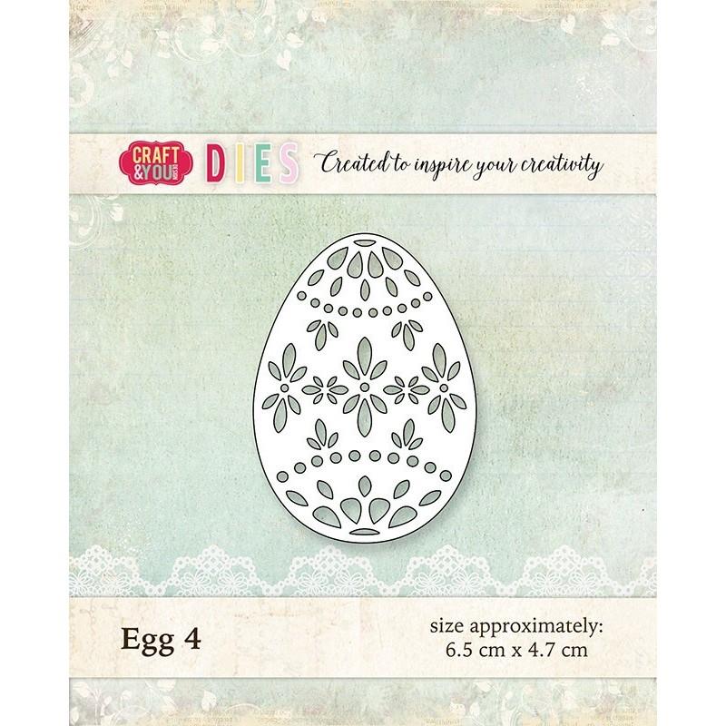 Cortante Egg 4