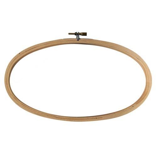Bastidor Oval 12.5x22.5cm