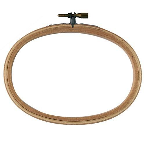 Bastidor Oval 20x30cm