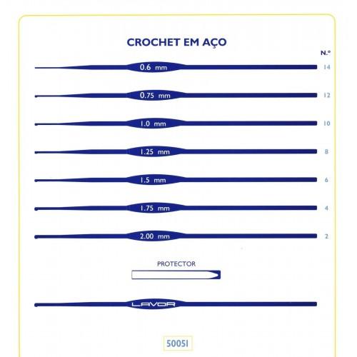 Agulha Crochet