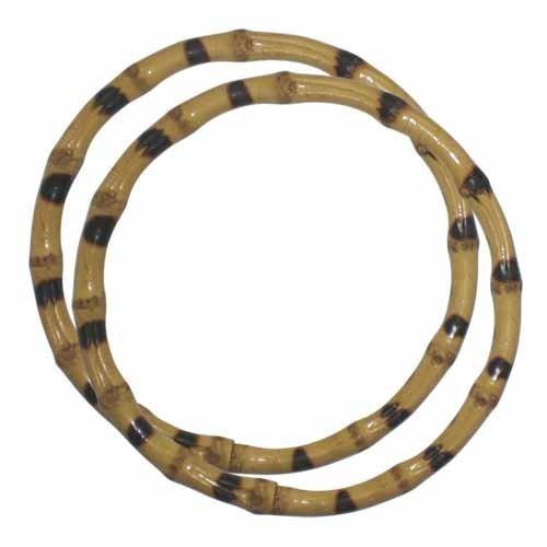 Asa Bambu Negra 20cm