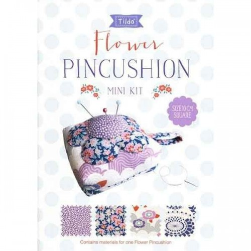 Kit Flower Pincushion