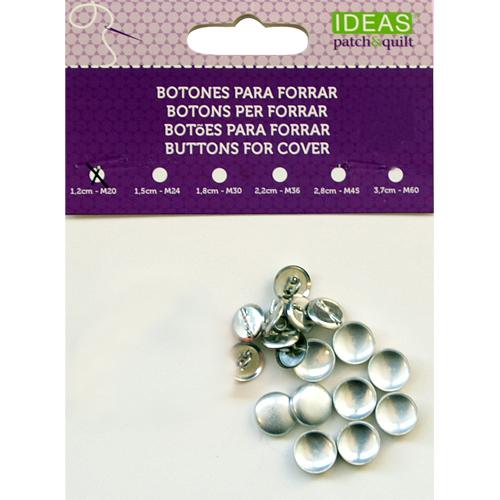 Botões para forrar 11mm