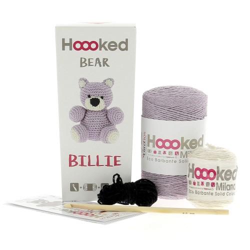 Kit Barbante Billie Bear