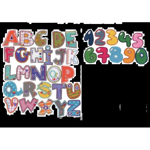Números e Letras