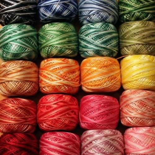 Pear Cotton 8 Multicolor