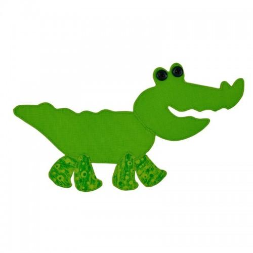 Sizzix Bigz Die - Crocodile
