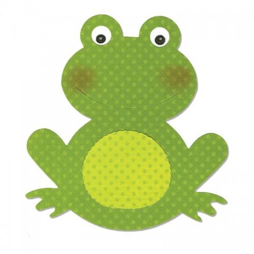 Sizzix Bigz Die - Frog 2