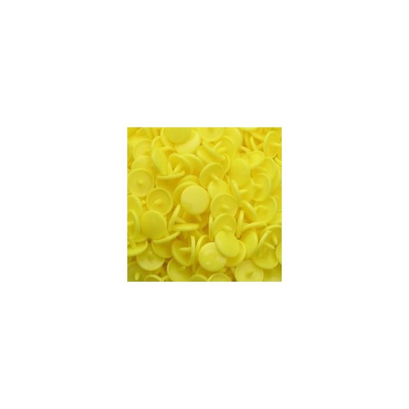 Molas Pressão Amarelo