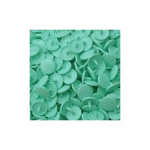 Molas Pressão Pastel Green