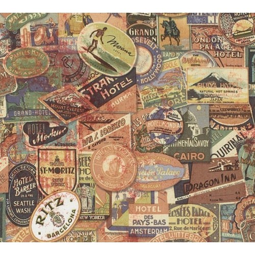 Tim Holtz - Travel