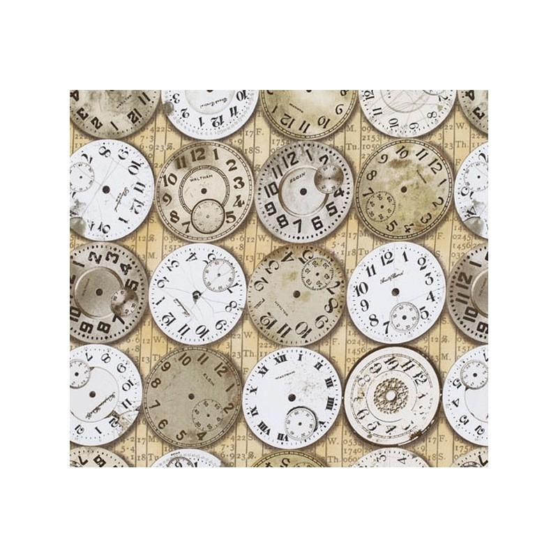 Tim Holtz - Time Pieces