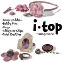 I-Top Botões Iman 22mm