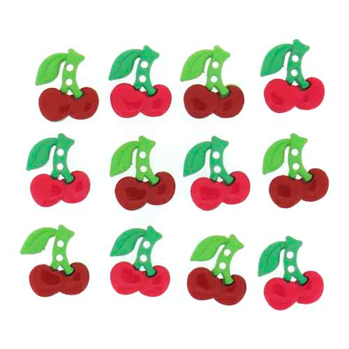 Sew Cute Cherries