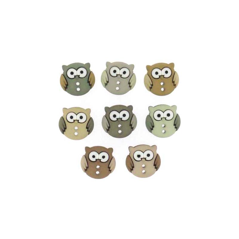 Sew Cute Owls