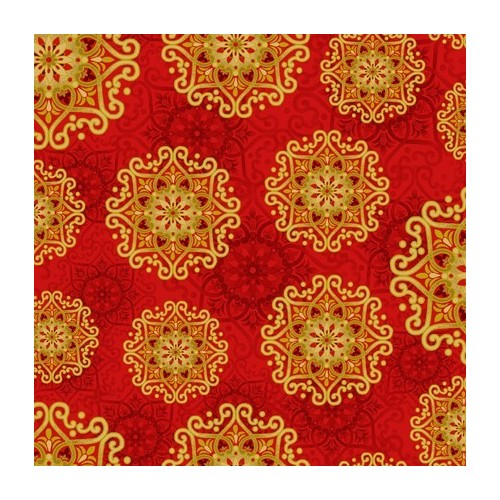 Ornamental Star Red