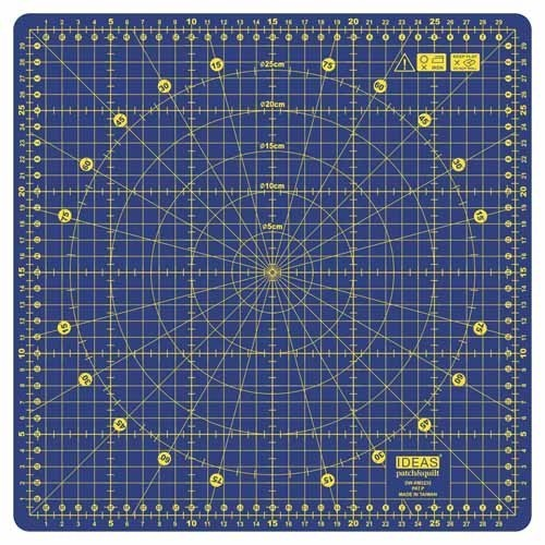 Base de Corte Rotativa 30x30 cm