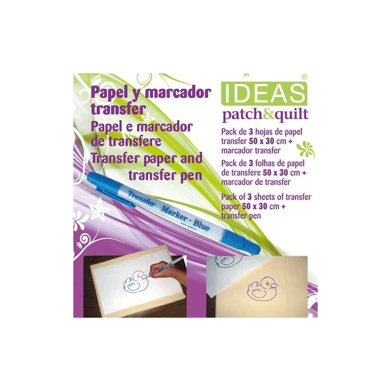 Pack- Folhas+Marcador
