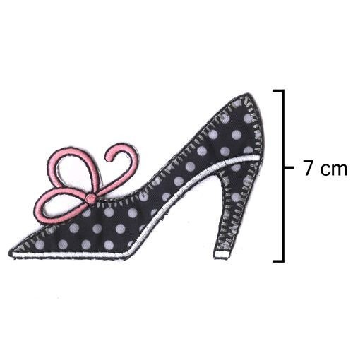 Sapato Poa Patch