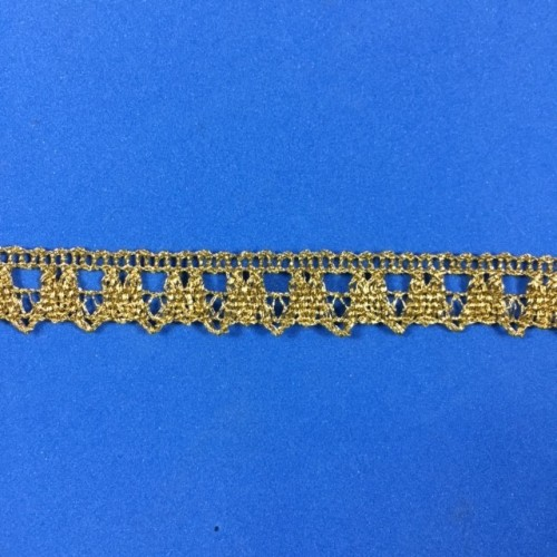 Renda Dourada 1.5cm