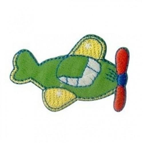 Avião Verde
