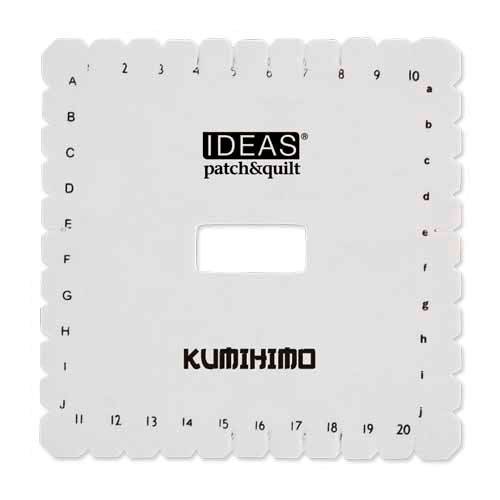 Kumihimo Quadrado