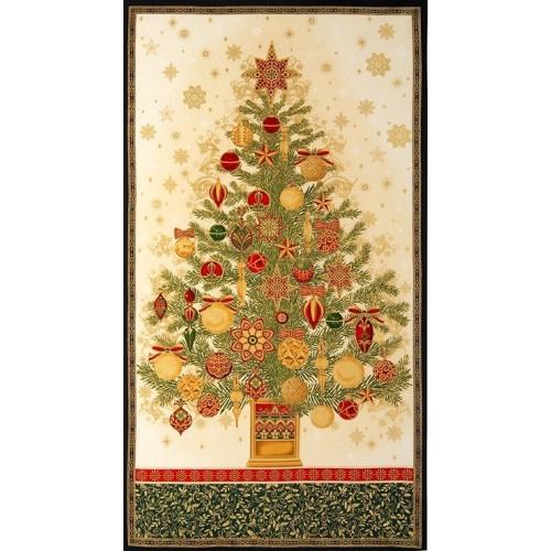 Tree Quilt Panel