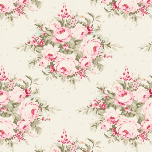 Floribunda Dove White