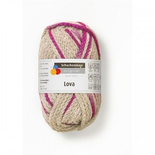 Lova Beige-Purple