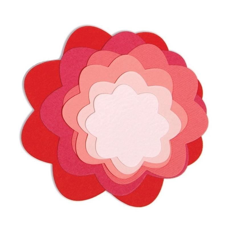 Sizzix - Flowers