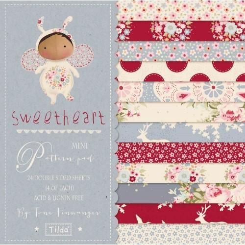 Bloco Tilda Sweetheart