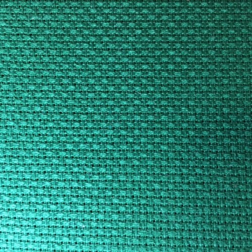Tela Ponto de Cruz Verde
