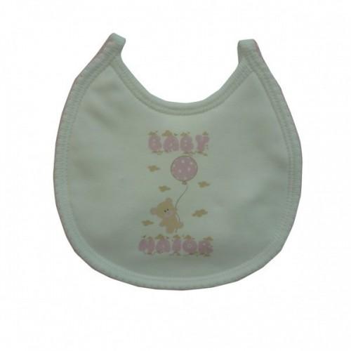 Babete Baby Maior Rosa
