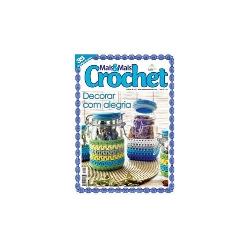 Mais & Mais Crochet Nº35