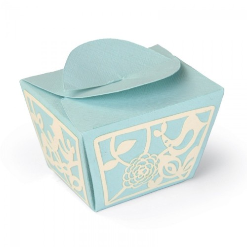 Sizzix - Love Birds Gift Box