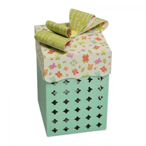 Sizzix - Box w/ Fancy Lid