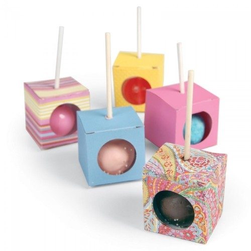 Sizzix - Box, Cake Pop