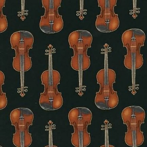 Violins Black