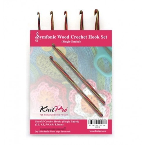 Symfonie Wood Crochet Hook