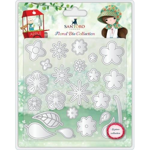 Plastic Buttons Kori Kumi