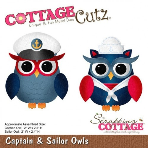 Captain & Sailor Owls
