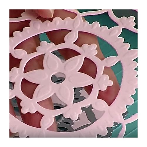 Placa Silicone p/ Texturas