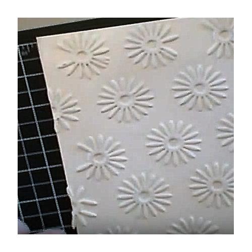 Placa Rígida p/ Texturas