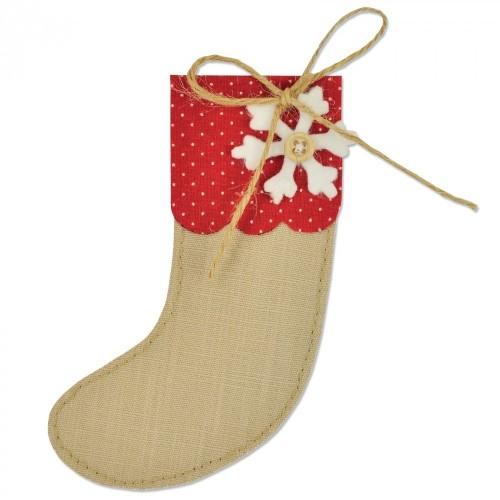 Sizzix - Christmas Stocking