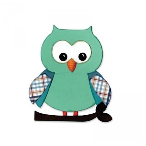 Sizzix - Owl 5