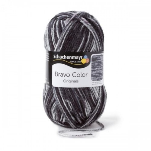 Bravo Color Graphit Denim