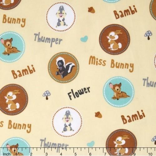 Bambi - Character Badges